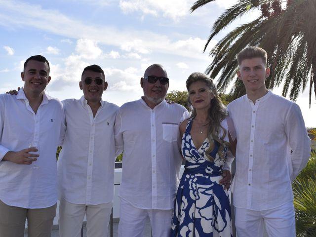 La boda de Fernando y Belén en Yaiza, Las Palmas 15