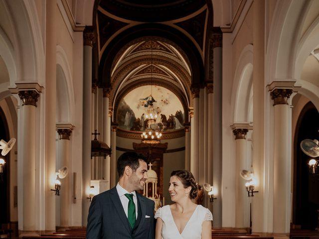 La boda de Álex y Laura en Porcuna, Jaén 1