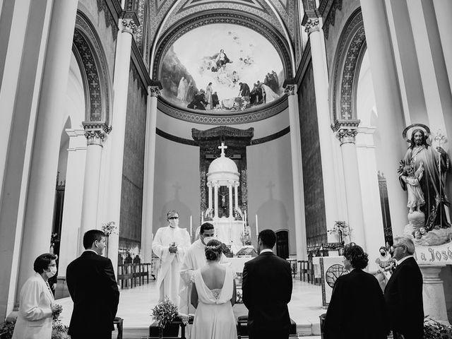 La boda de Álex y Laura en Porcuna, Jaén 4