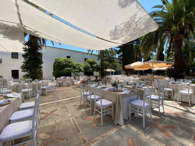 La boda de Álex y Laura en Porcuna, Jaén 22