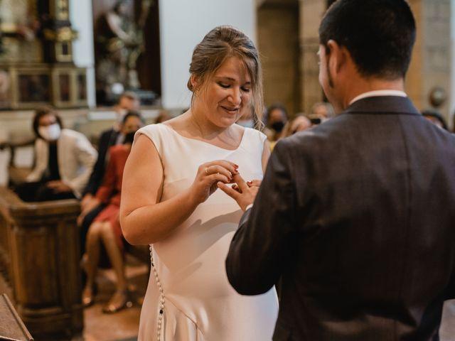 La boda de Irati y Raul en Donostia-San Sebastián, Guipúzcoa 30
