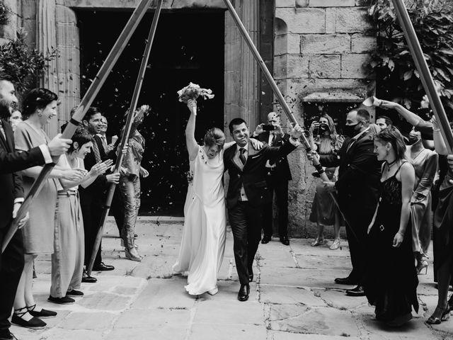 La boda de Irati y Raul en Donostia-San Sebastián, Guipúzcoa 38