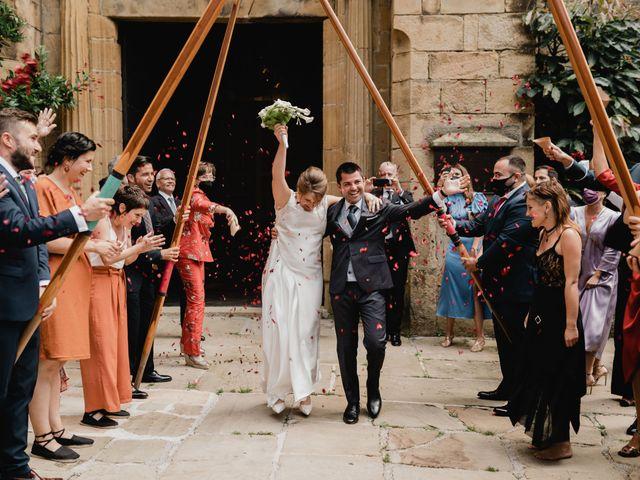 La boda de Raul y Irati