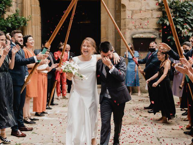 La boda de Irati y Raul en Donostia-San Sebastián, Guipúzcoa 39