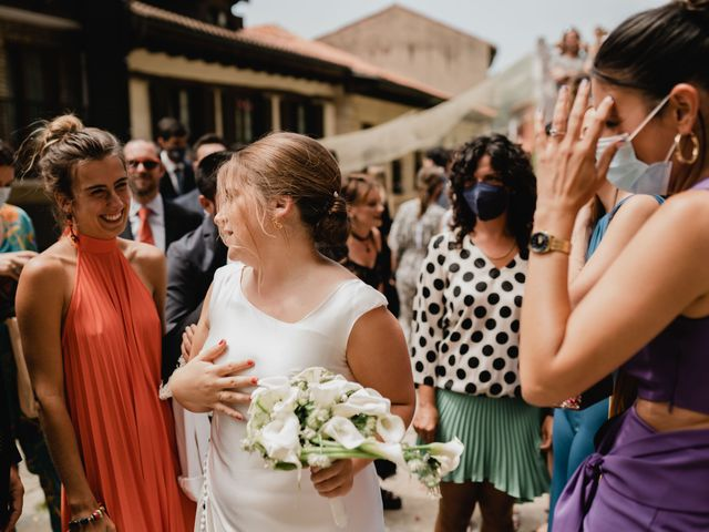 La boda de Irati y Raul en Donostia-San Sebastián, Guipúzcoa 40
