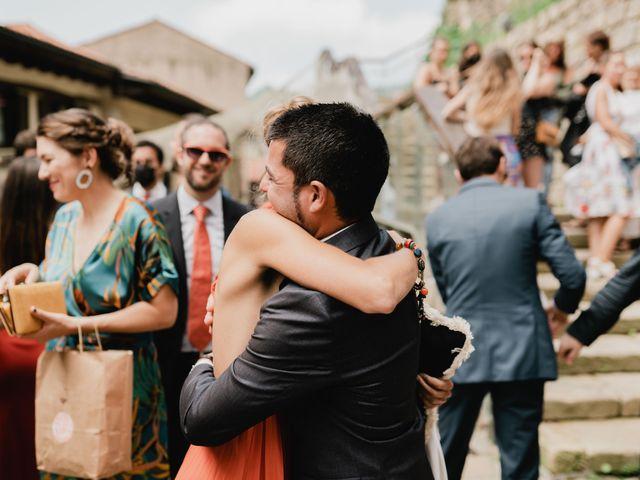 La boda de Irati y Raul en Donostia-San Sebastián, Guipúzcoa 44