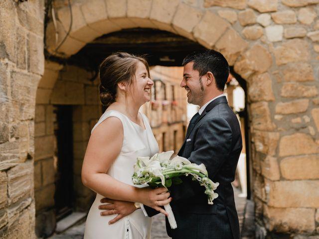 La boda de Irati y Raul en Donostia-San Sebastián, Guipúzcoa 46