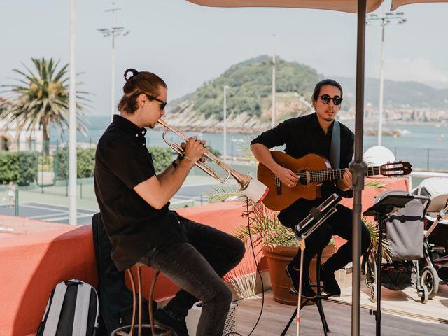 La boda de Irati y Raul en Donostia-San Sebastián, Guipúzcoa 61