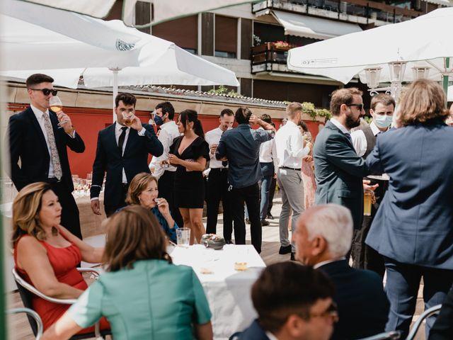 La boda de Irati y Raul en Donostia-San Sebastián, Guipúzcoa 62