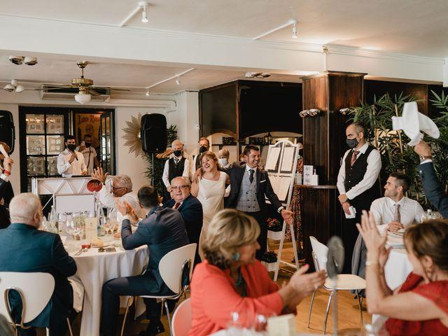 La boda de Irati y Raul en Donostia-San Sebastián, Guipúzcoa 66