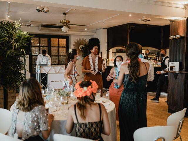 La boda de Irati y Raul en Donostia-San Sebastián, Guipúzcoa 81