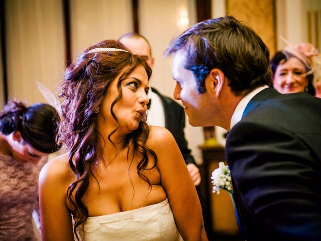 La boda de Damian y Sandra en Sevilla, Sevilla 5