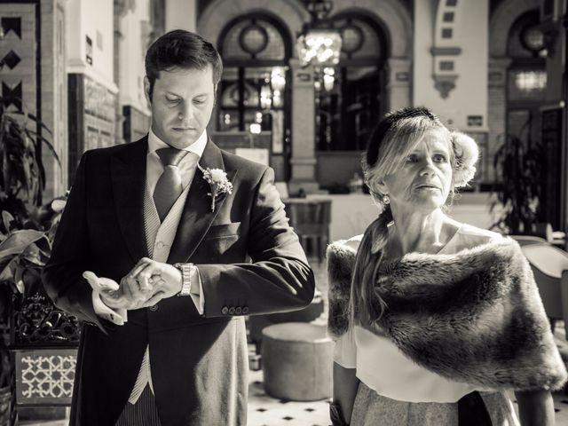 La boda de Damian y Sandra en Sevilla, Sevilla 25
