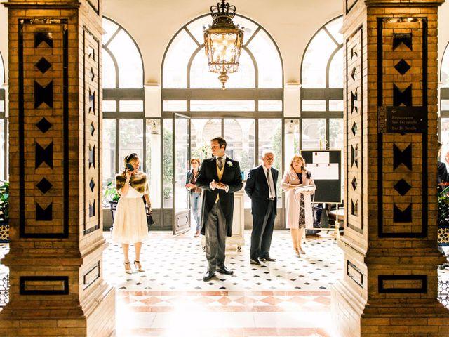 La boda de Damian y Sandra en Sevilla, Sevilla 27