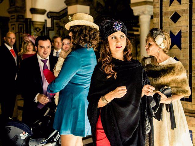 La boda de Damian y Sandra en Sevilla, Sevilla 29