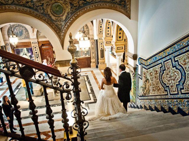 La boda de Damian y Sandra en Sevilla, Sevilla 31