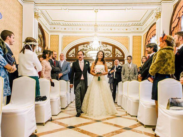 La boda de Damian y Sandra en Sevilla, Sevilla 32