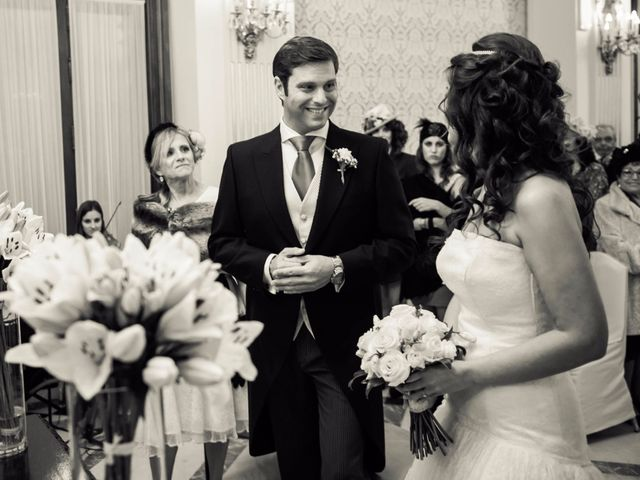 La boda de Damian y Sandra en Sevilla, Sevilla 33
