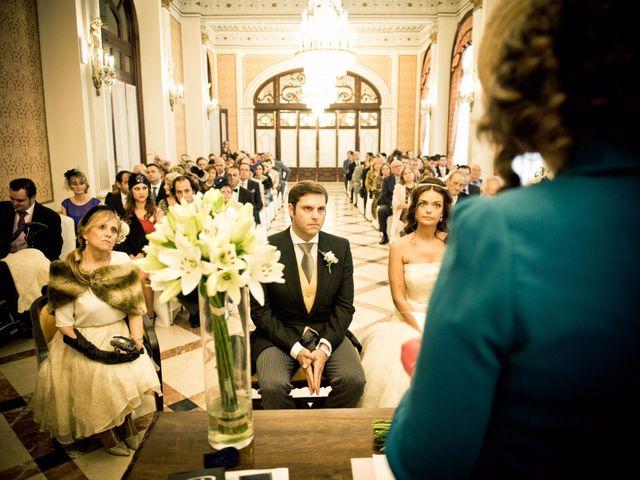 La boda de Damian y Sandra en Sevilla, Sevilla 35
