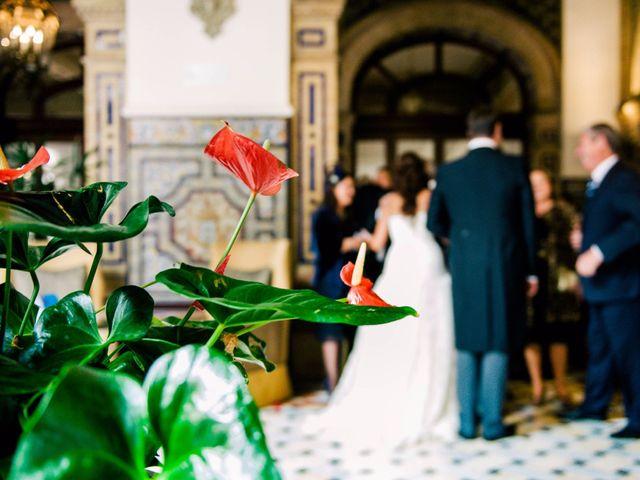 La boda de Damian y Sandra en Sevilla, Sevilla 45