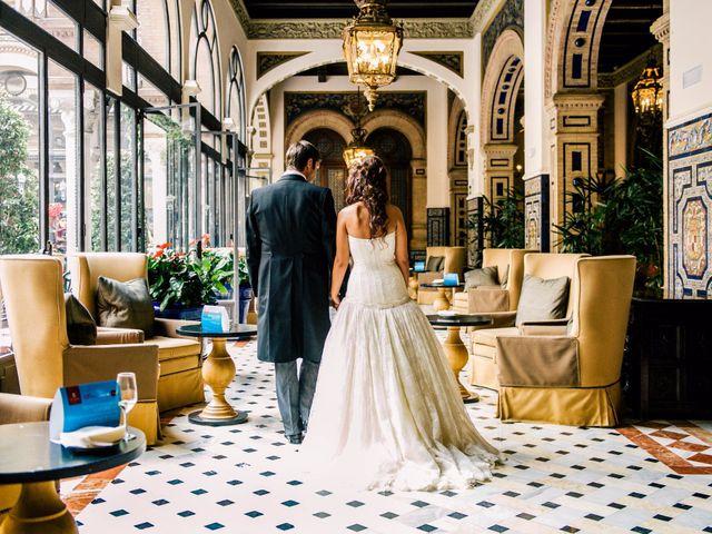 La boda de Damian y Sandra en Sevilla, Sevilla 47