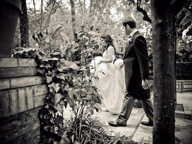 La boda de Damian y Sandra en Sevilla, Sevilla 52