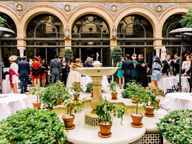 La boda de Damian y Sandra en Sevilla, Sevilla 56