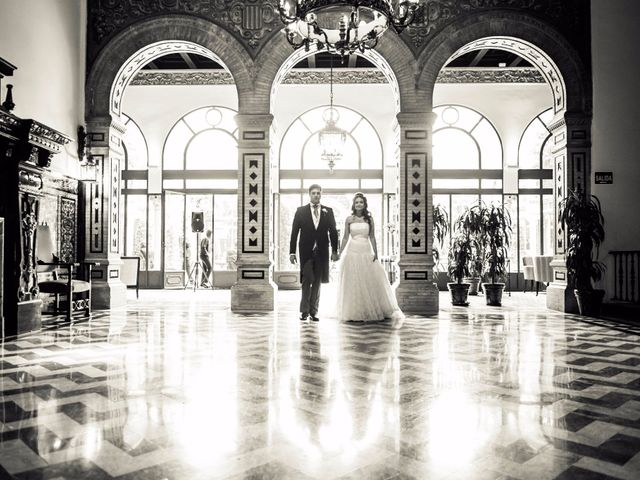 La boda de Damian y Sandra en Sevilla, Sevilla 61