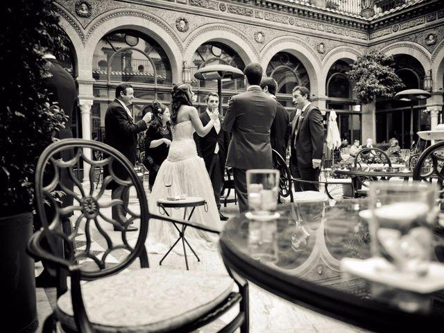 La boda de Damian y Sandra en Sevilla, Sevilla 69