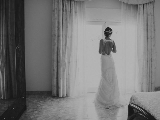 La boda de Juanjo y Jenny en Albuñan, Granada 1