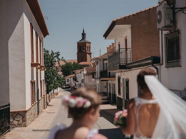 La boda de Juanjo y Jenny en Albuñan, Granada 24