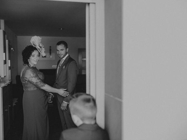 La boda de Juanjo y Jenny en Albuñan, Granada 32