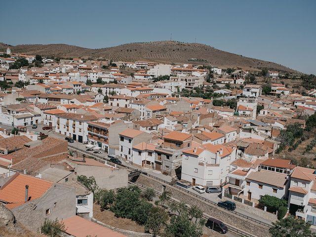 La boda de Juanjo y Jenny en Albuñan, Granada 35