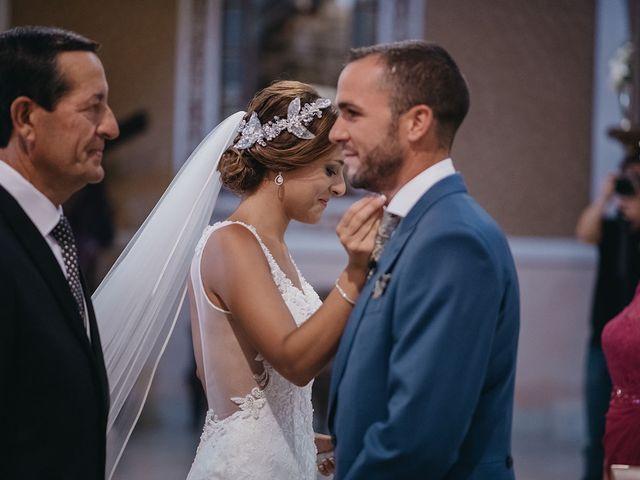 La boda de Juanjo y Jenny en Albuñan, Granada 38