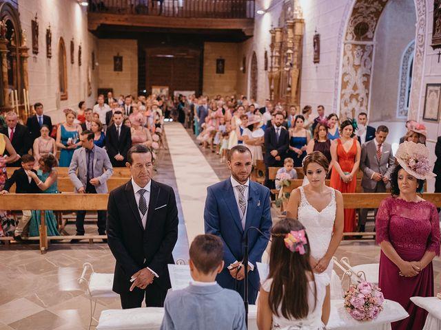 La boda de Juanjo y Jenny en Albuñan, Granada 43
