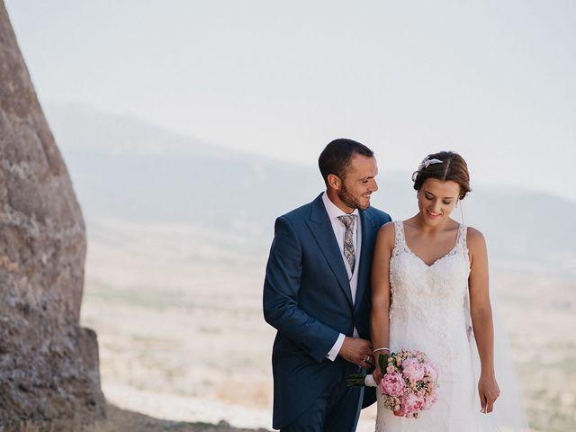 La boda de Juanjo y Jenny en Albuñan, Granada 58