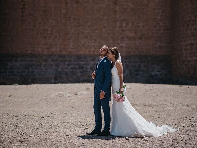 La boda de Juanjo y Jenny en Albuñan, Granada 59
