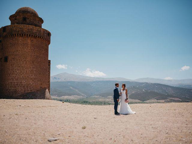 La boda de Juanjo y Jenny en Albuñan, Granada 61