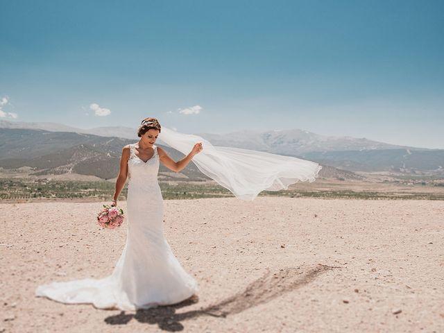 La boda de Juanjo y Jenny en Albuñan, Granada 63