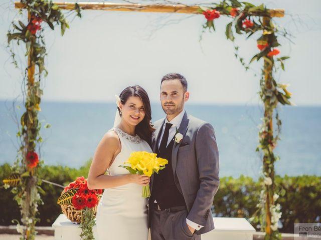 La boda de Juan y Giovana en Altea, Alicante 1