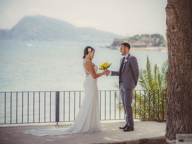La boda de Juan y Giovana en Altea, Alicante 10