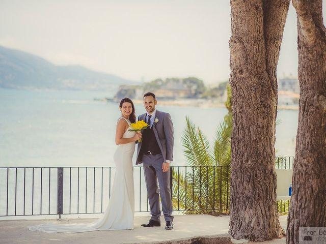La boda de Juan y Giovana en Altea, Alicante 12