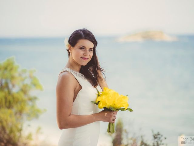 La boda de Juan y Giovana en Altea, Alicante 2