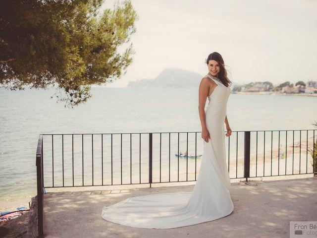 La boda de Juan y Giovana en Altea, Alicante 19