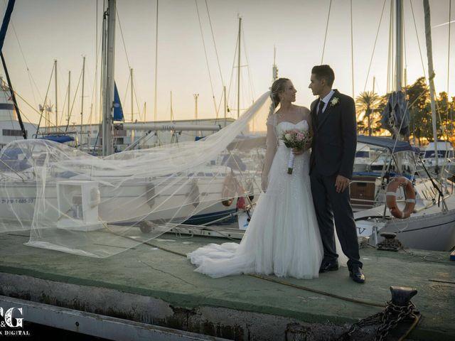 La boda de Evaristo  y Begoña  en Motril, Granada 2