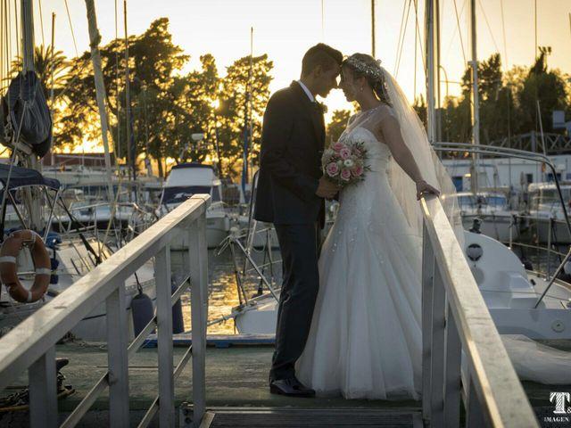 La boda de Begoña  y Evaristo
