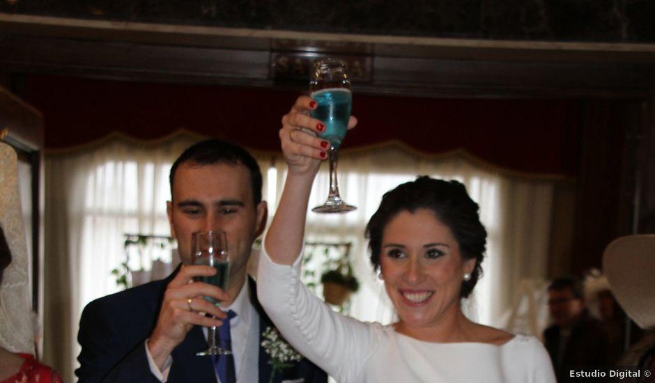 La boda de jesus y Maria Jose en Bailen, Jaén