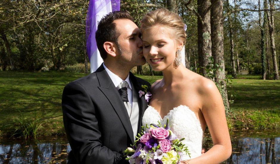 La boda de Miguel y Violetta en Alfoz (Alfoz), Lugo