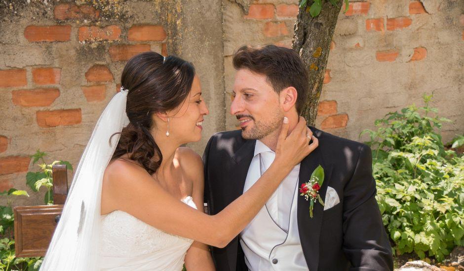La boda de Javier y Nereida  en Riaza, Segovia