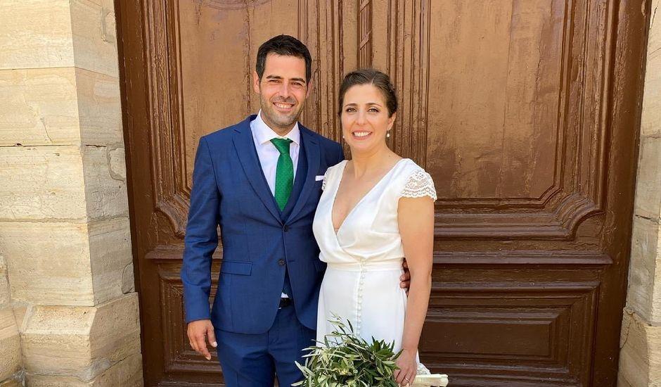 La boda de Álex y Laura en Porcuna, Jaén